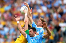 Scully's goals prove key for Dublin as they prevail against battling Donegal
