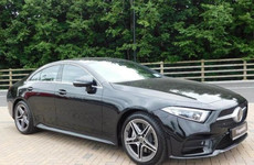 Motor Envy: The Mercedes-Benz CLS is a low-slung, high-tech luxury coupé