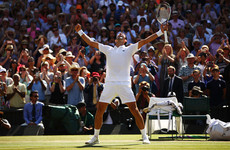 Emotional Djokovic powers past Anderson to claim fourth Wimbledon title