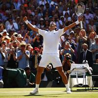 Emotional Djokovic powers past Anderson to claim fourth Wimbledon title