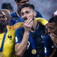 World Cup winner Giroud ends tournament without a shot on target after 546 minutes