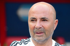 Argentina sack manager Sampaoli following chaotic World Cup campaign