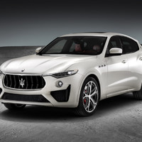 The V8 Maserati Levante SUV had its world premiere at the weekend
