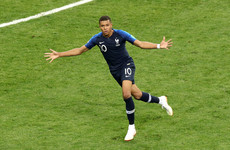 After emulating Pele's feat, France's Mbappe says 'no sleep for me'