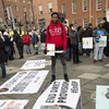 People who have been granted asylum are staying in direct provision due to lack of housing