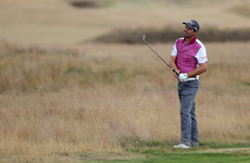 Harrington paired with Bubba for opening rounds at The Open