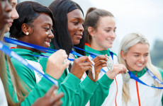 In pics: Irish athletes return from U20 world championships with medals in tow