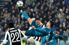 Bianconeri ovation for bicycle kick ignited Ronaldo move, says Juve director