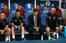 'They have to take risks' - Gerrard confident ahead of Rangers' trip to Macedonia