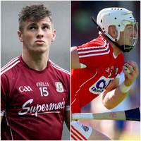 Galway and Cork stars scoop GAA player of the month honours