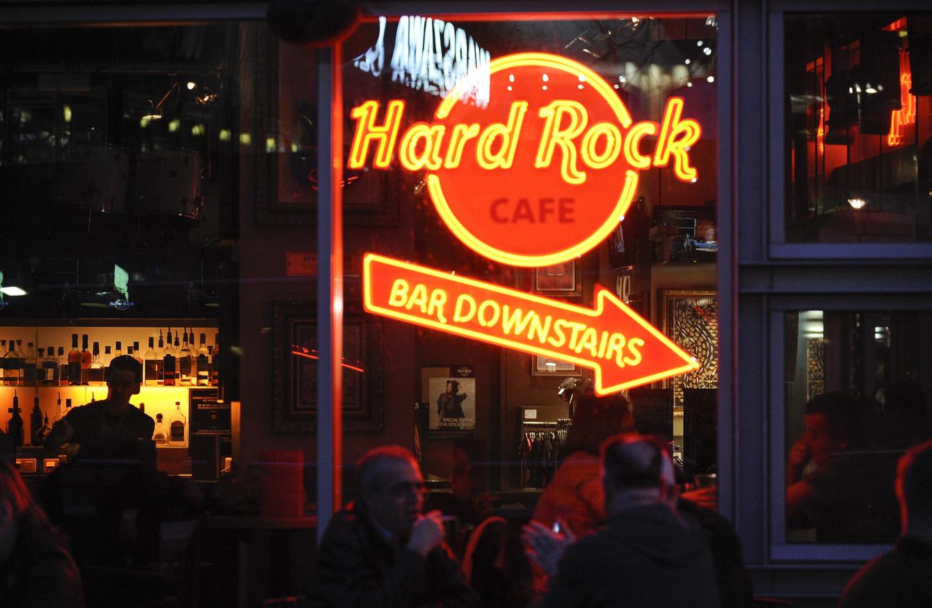 """Képtalálat a következőre: """"hard rock cafe dublin"""""""