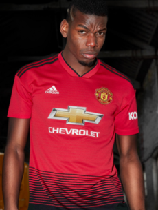 Man United unveil new home kit featuring 'train track graphic' inspired by Newton Heath