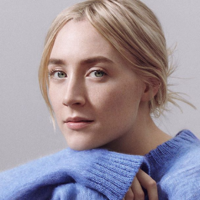 Saoirse Ronan's only gone and become the face of Calvin Klein's new perfume