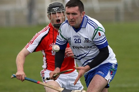 Monaghan hurlers have enjoyed an impressive run of late.