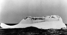 Cold mountain: This is the iceberg that sank the Titanic