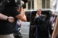 Cliff Richard wins €235,000 court case against the BBC