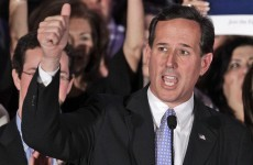 Santorum suspends campaign for Republicans' Presidential nomination