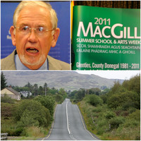 Joe Mulholland defends MacGill Summer School against 'male, pale and stale' accusations after sexism storm