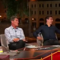 'Punditry should be about tension' - Gary Neville on the infamous Roy Keane-Ian Wright argument