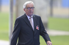 EU's Jean-Claude Juncker calls for 'respect' over stumbling incident