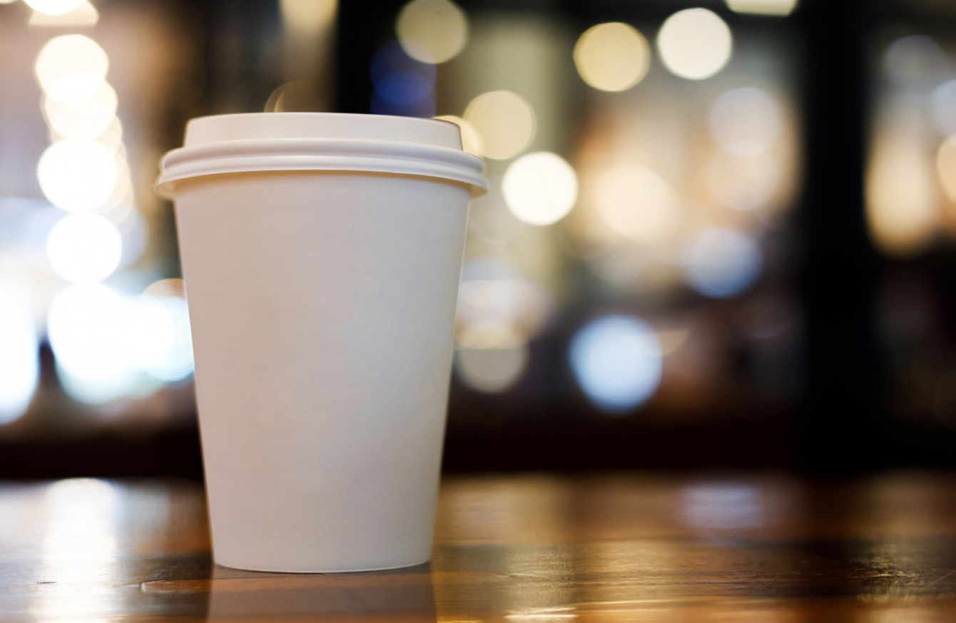 There Is Talk That A So Called Latte Levy Might Be Introduced To Combat Waste