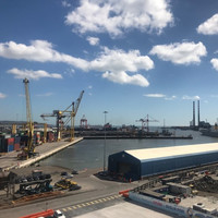 Dublin Port is already scaling up its operations to prepare for a hard Brexit