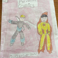 Meet the Waterford school boys who want to be millionaires selling €2 comics in Centra
