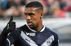 Everton make €35 million bid for Bordeaux star