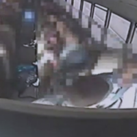 VIDEO: 13-year-old boy saves school bus as driver passes out