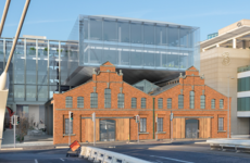 Planning permission granted for refurbishment of warehouse that used to belong to U2