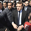 One of Macron's bodyguards is being investigated for beating a protester