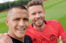 Sanchez granted US entry for Manchester United's pre-season games