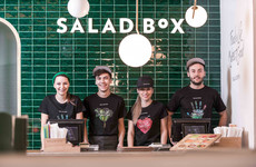 A Romanian salad-bar chain is taking on Chopped with an Irish expansion