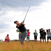 McIlroy two-under and in contention at The Open despite persistent putting problem
