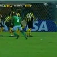 Pick that out: Dorlan Pabón's Copa Libertadores wonderstrike