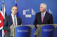 New Brexit secretary says he will 'intensify' talks with EU