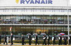 Second 24-hour strike by Ryanair pilots under way