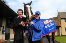 Gold Cup winner Synchronised leads Grand National field