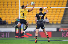 Early Savea score tips the balance as Hurricanes see off Chiefs to make Super semis