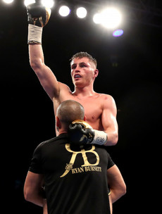 Ireland's Ryan Burnett selects familiar four-weight world champ for Super Series quarter-final