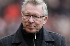 It's the golf that won it -- Fergie hails impact of United St Andrews trip