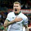 James McClean undergoes Stoke medical with Ireland international set for transfer