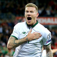 James McClean undergoes Stoke medical with Ireland international set for transfer