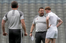 O'Neill shows faith as Kildare remain unchanged while Galway make one enforced switch