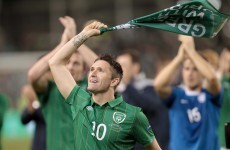 On the rise: Ireland up to 18th in latest FIFA rankings