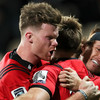 Ronan O'Gara's Crusaders cruise past Sharks to book Hurricanes semi-final