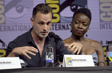 Twitter reacts to Andrew Lincoln finally addressing that 'elephant in the room'