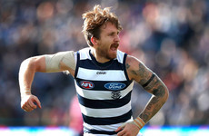 Laois Aussie Rules star Zach Tuohy scores dramatic last-gasp winner for Geelong