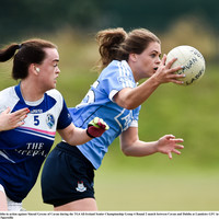 Five-goal Dublin open TG4 All-Ireland championship title defence in style