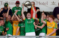 0-8 for Mitchell as Meath end 10-year for Leinster minor title glory with win over Kildare